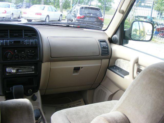 2002 Isuzu Trooper Limited 4WD 4dr SUV - Metairie LA