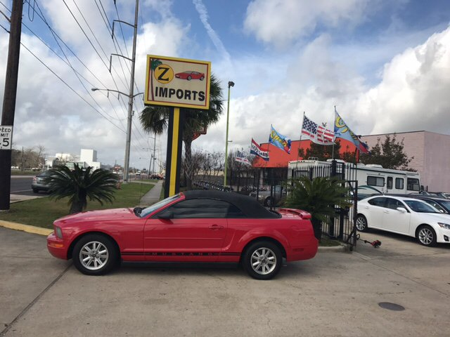 2006 Ford Mustang V6 Deluxe 2dr Convertible - Metairie LA