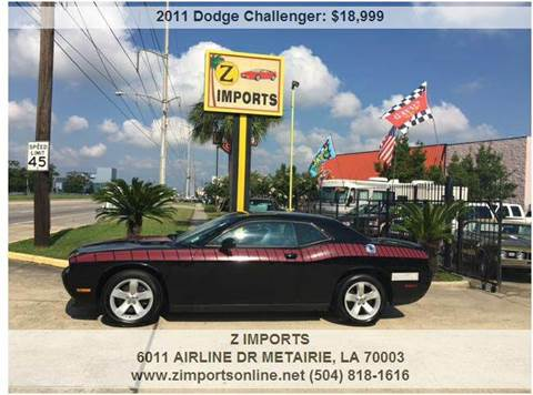 dodge challenger for sale in metairie la. Black Bedroom Furniture Sets. Home Design Ideas