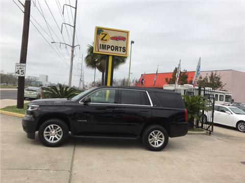 2016 Chevrolet Tahoe for sale in Metairie, LA