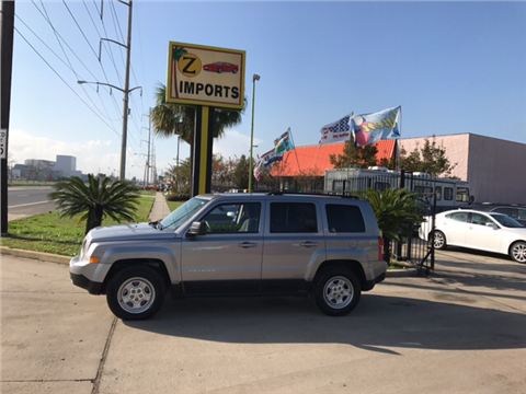 jeep patriot for sale in louisiana. Cars Review. Best American Auto & Cars Review