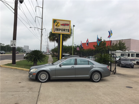 mercedes benz s class for sale in louisiana