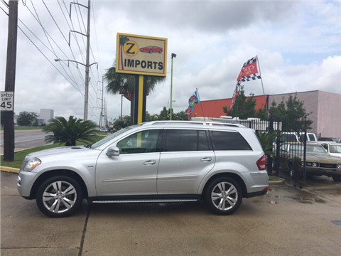 Mercedes benz gl class for sale metairie la for Mercedes benz metairie