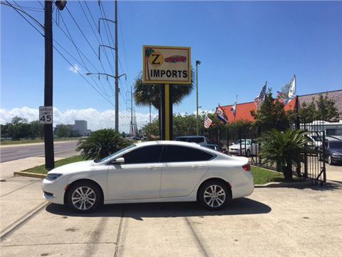 2015 Chrysler 200 for sale in Metairie, LA