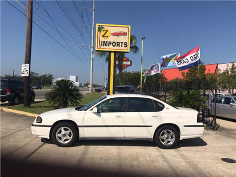 2005 Chevrolet Impala for sale in Metairie, LA