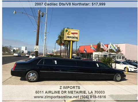2007 Cadilac Dts/V8 Northstar for sale in Metairie, LA