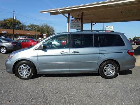 2007 Honda Odyssey for sale in Hickory, NC