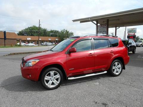 2008 Toyota RAV4 for sale in Hickory, NC