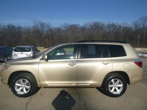 2008 Toyota Highlander for sale in Evanston, IL