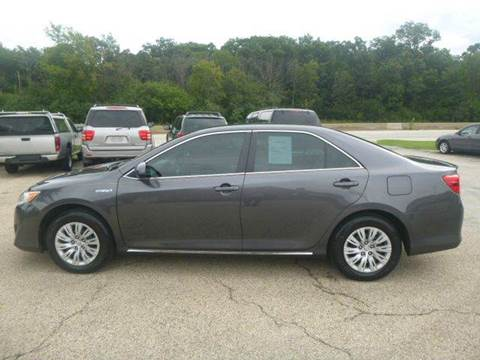 2013 Toyota Camry Hybrid for sale in Evanston, IL