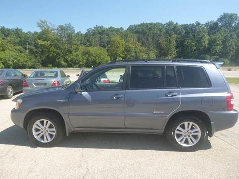 2007 Toyota Highlander Hybrid For Sale In Evanston, IL