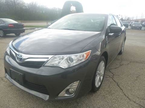 2014 Toyota Camry Hybrid for sale in Evanston, IL