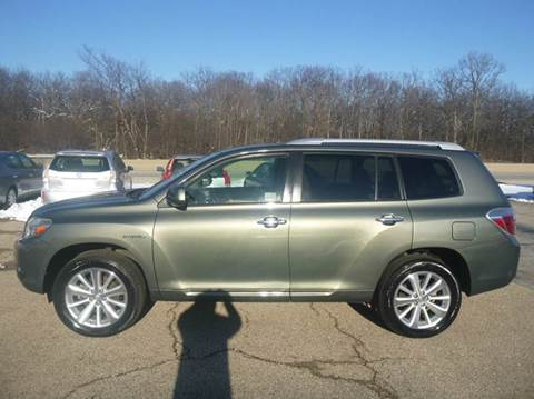2008 Toyota Highlander Hybrid for sale in Evanston, IL