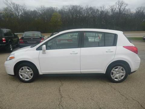 2012 Nissan Versa for sale in Evanston, IL