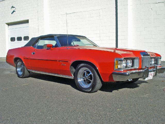 1973 Mercury Couger XR7