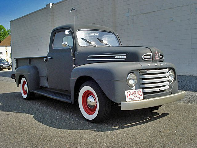 1950 Ford F2 Pick Up