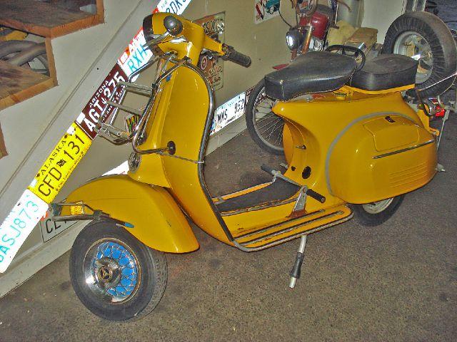 1972 Vespa Super