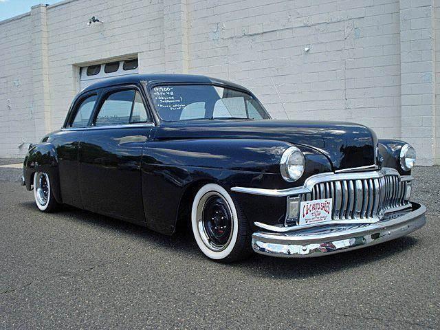 1949 DeSoto Coupe
