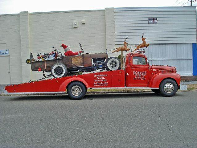 1946 Ford Ramp truck