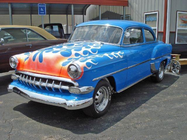 1954 Chevrolet Kustom/ hot rod