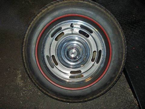 1900 Chevrolet RALLYS/ red line radials chevrolet RALLYS with RED LINE for sale in Riverside, NJ