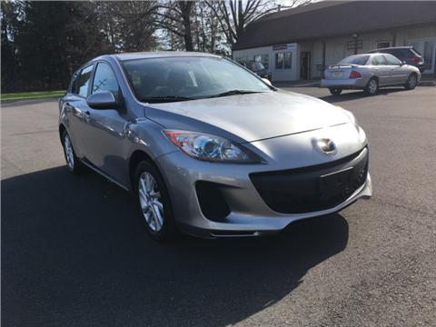 2012 Mazda MAZDA3 for sale in Pennington, NJ