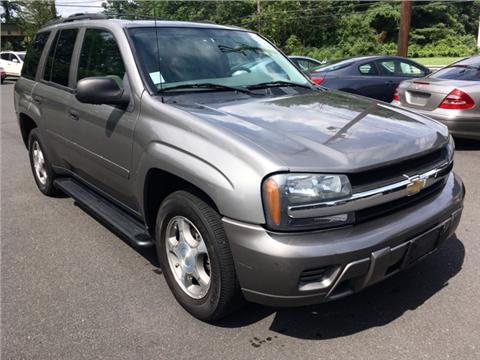 2008 Chevrolet TrailBlazer for sale in Pennington, NJ