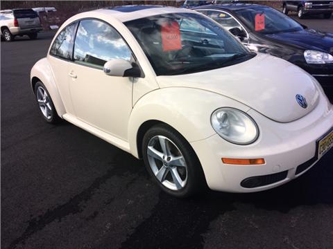 2006 Volkswagen New Beetle for sale in Pennington, NJ