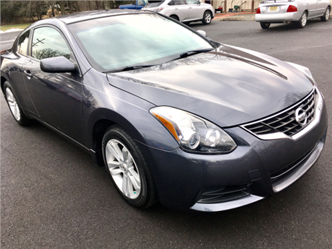 2012 Nissan Altima for sale in Pennington, NJ