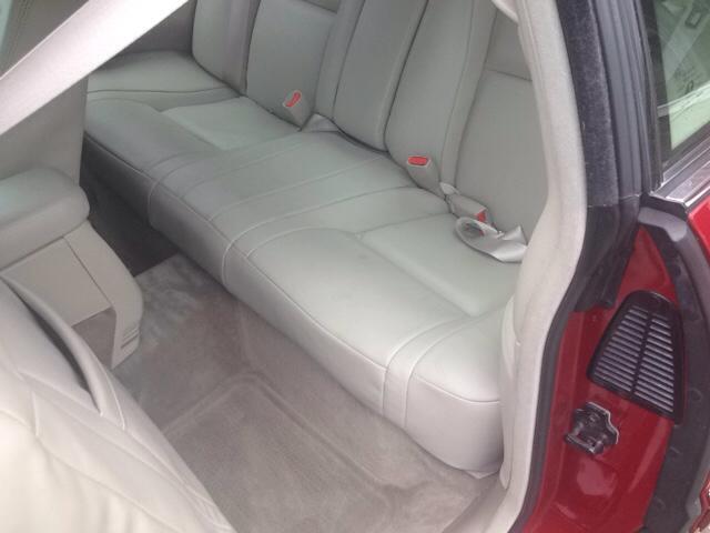 1999 Cadillac Eldorado 2dr Coupe - Sherburne NY