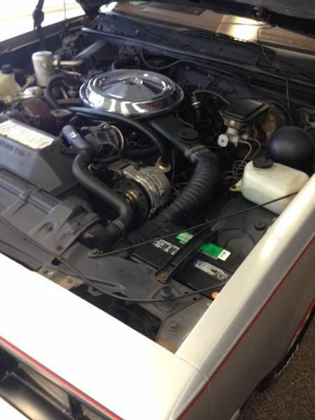 1984 Oldsmobile Cutlass Calais Hurst 2dr Coupe - Sherburne NY