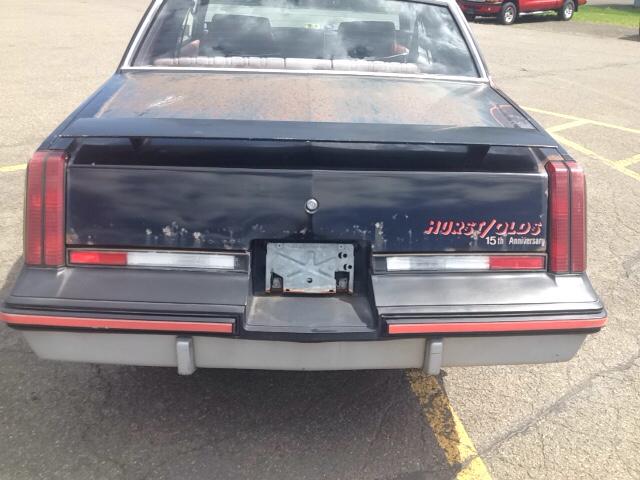 1983 Oldsmobile Cutlass Calais Hurst Olds - Sherburne NY
