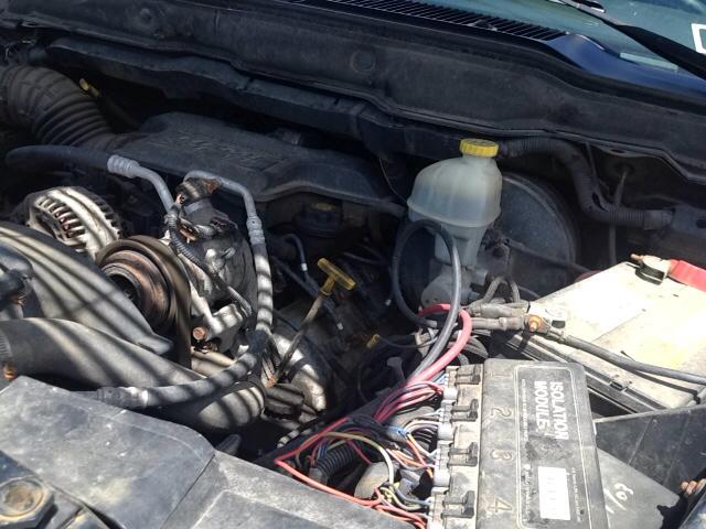 2003 Dodge Ram Pickup 2500 4dr Quad Cab ST 4WD SB - Sherburne NY