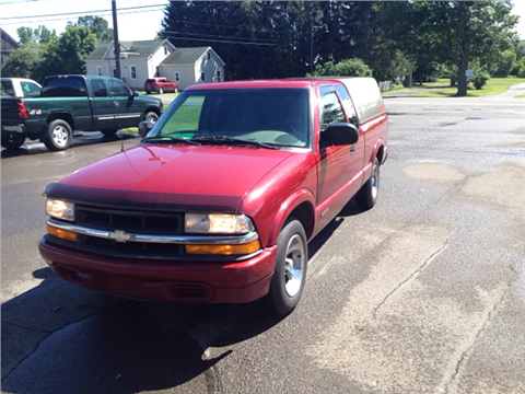 2001 Chevrolet S-10 for sale in Norwich, NY
