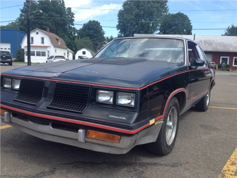 1983 Oldsmobile Cutlass Calais