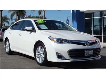 2013 Toyota Avalon for sale in Escondido, CA