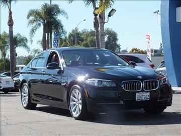 2014 BMW 5 Series for sale in Escondido, CA
