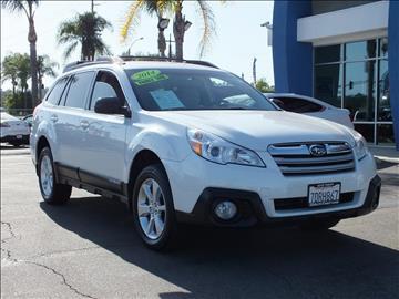 2014 Subaru Outback for sale in Escondido, CA