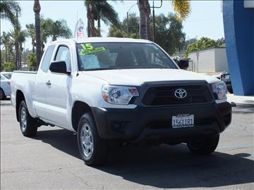 2015 Toyota Tacoma for sale in Escondido, CA