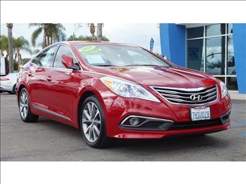 2015 Hyundai Azera for sale in Escondido, CA
