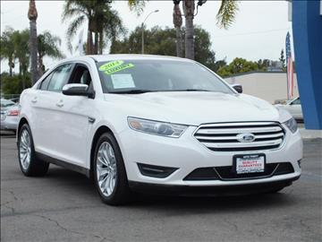 2014 Ford Taurus for sale in Escondido, CA