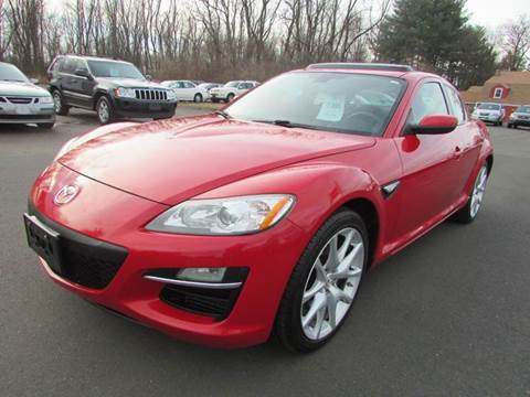 2009 Mazda RX-8 for sale in East Windsor, CT