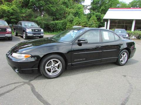 2002 Pontiac Grand Prix for sale in East Windsor, CT