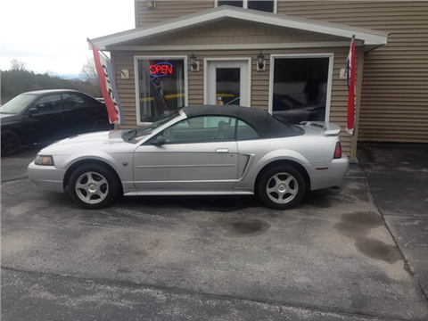 2004 Ford Mustang for sale in Swanton, VT