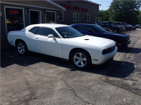 2014 Dodge Challenger for sale in Swanton, VT
