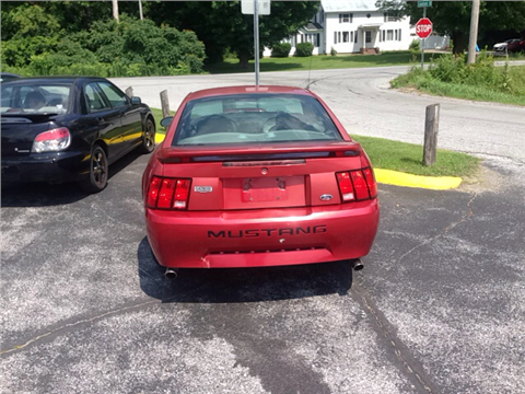 2002 Ford Mustang for sale in Swanton, VT
