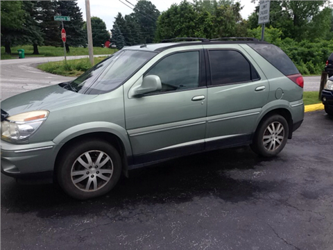 2005 Buick Rendezvous for sale in Swanton, VT