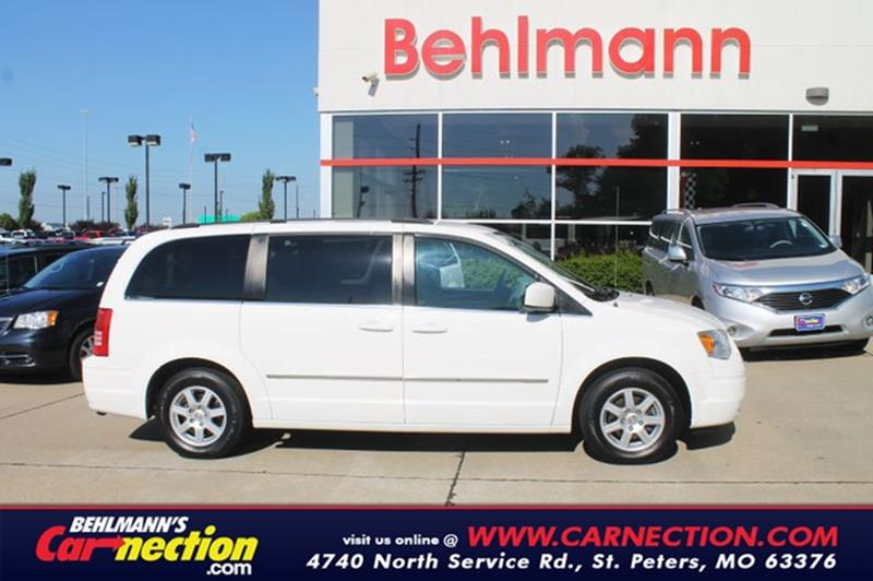 Used Minivans For Sale In Saint Peters Mo