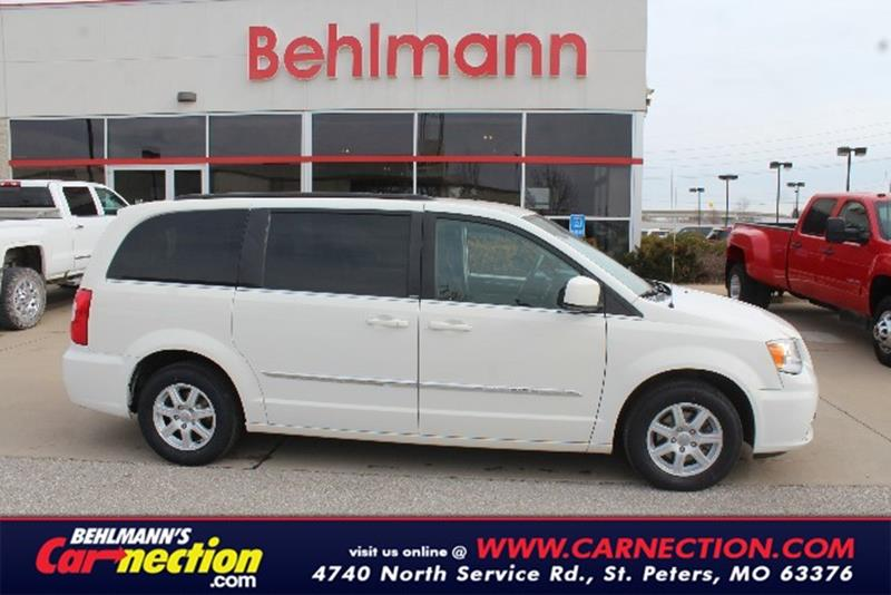 Minivans For Sale In Saint Peters Mo