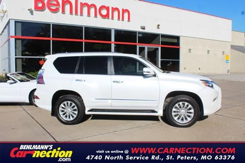 2014 Lexus GX 460 for sale in Saint Peters MO